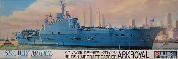 HMS ARK ROYAL R09 (FUJIMI)